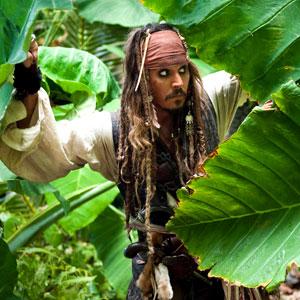 Johnny Depp, Pirates of the Caribbean 4: On Stranger Tides