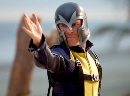 Michael Fassbender, X-Men: First Class