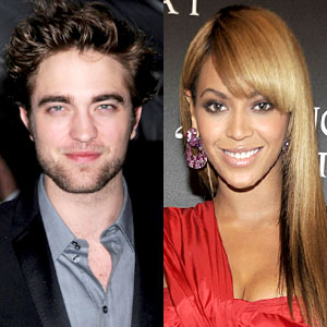 Robert Pattinson, Beyonce Knowles