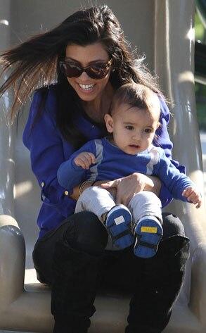 Kourtney Kardashian, Mason Disick