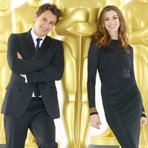 James Franco, Anne Hathaway, Oscar
