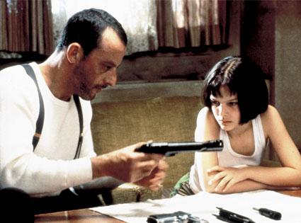 Natalie Portman, Jean Reno, The Professional