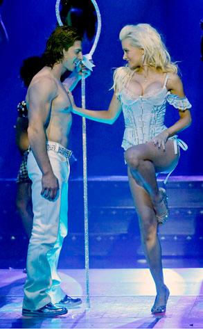Stoyan Metchkarov, Holly Madison