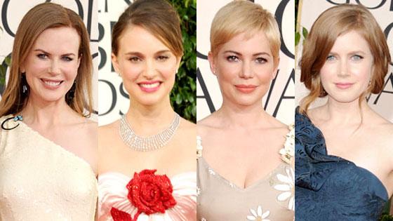 Nicole Kidman, Natalie Portman, Michelle Williams, Amy Adams