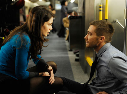 Source Code, Jake Gyllenhaal, Michelle Monaghan