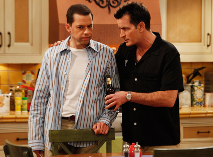 Charlie Sheen, Jon Cryer, Two and a Half Men