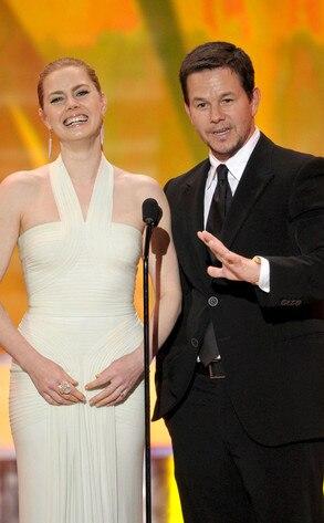 Amy Adams, Mark Wahlberg