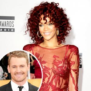 Rihanna, Josh Pence