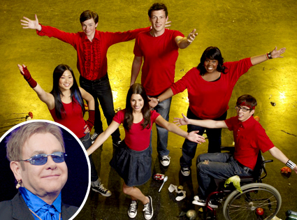 Glee, Elton John