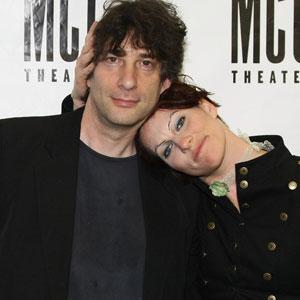 Neil Gaiman, Amanda Palmer