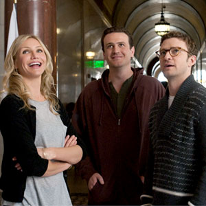 Cameron Diaz, Jason Segel Justin Timberlake, Bad Teacher