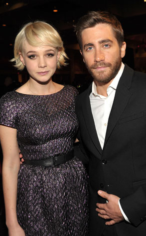 Carey Mulligan dating Eddie Redmayne