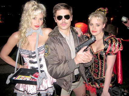 zac efron twitter poll results now share your vote best celebrity halloween costumes