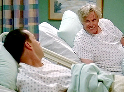 Jon Cryer, Gary Busey, Two and a Half Men