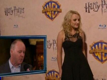 Harry Potter Livestream Twitter Pics