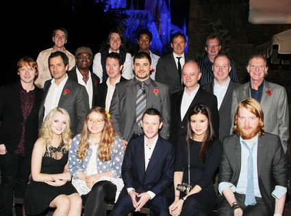 Harry Potter and the Deathly Hallows: Part 2 Celebration