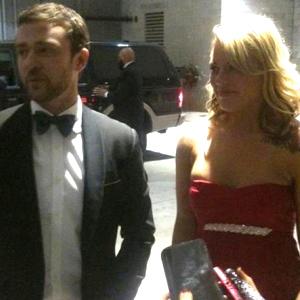 Justin Timberlake, Kelsey De Santis