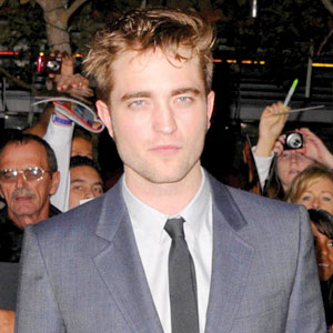 Robert Pattinson, Breaking Dawn Premiere