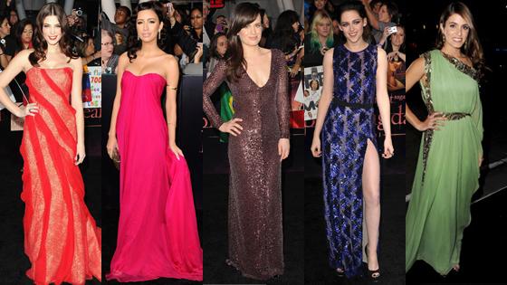 Ashley Greene, Christian Serratos, Elizabeth Reaser, Kristen Stewart, Nikki Reed