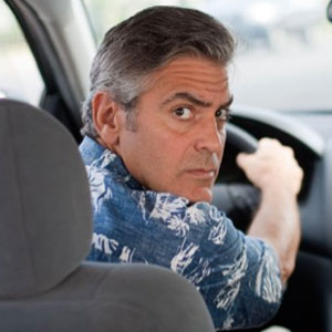 George Clooney, The Descendents