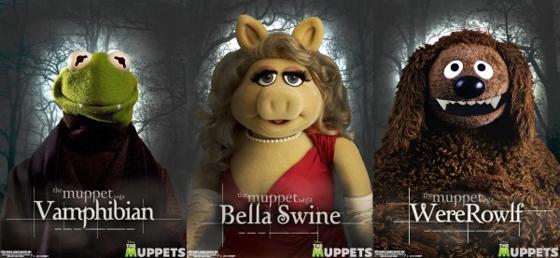 Muppets, Twilight