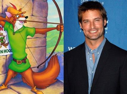 Robin Hood, Josh Holloway