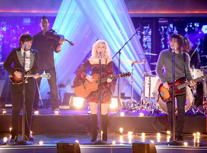 The Band Perry, Dancing with the Stars