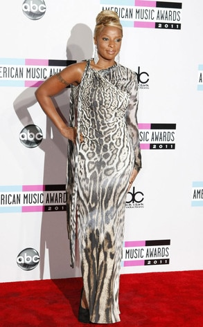 Mary J. Blige, American Music Awards