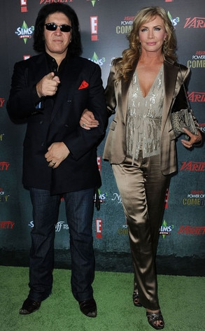 Gene Simmons, Shannon Tweed, Power Of Comedy Event