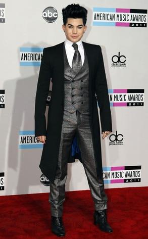 Adam Lambert, American Music Awards