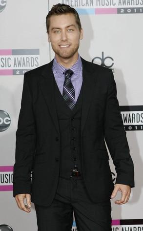 Lance Bass, American Music Awards