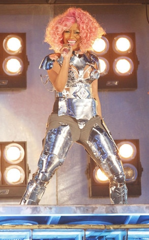 Nicki Minaj, American Music Awards