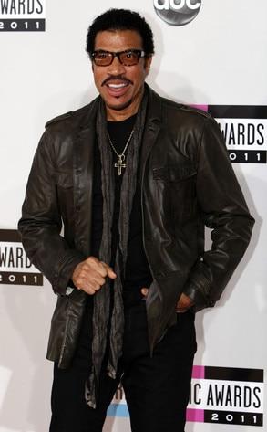 Lionel Richie, American Music Awards