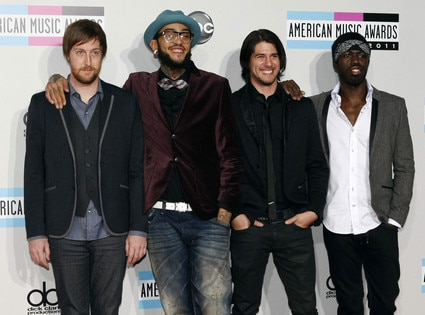 Gym Class Heroes, American Music Awards
