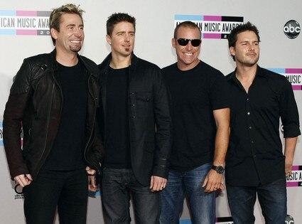 Nickelback, American Music Awards
