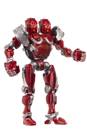 Real Steel, Toys