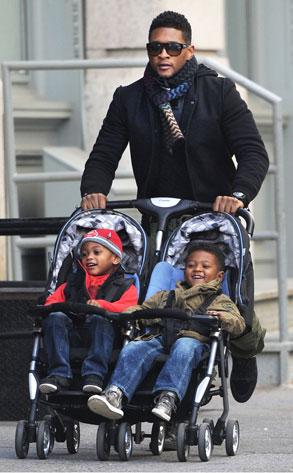 Usher, Usher Raymond V, Naviyd Ely Raymond