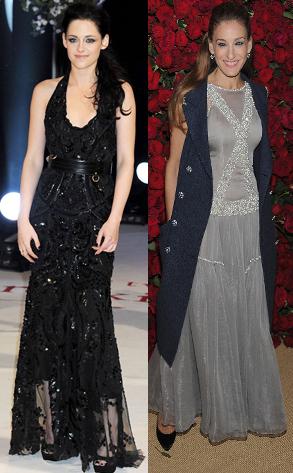 Kristen Stewart, Sarah Jessica Parker