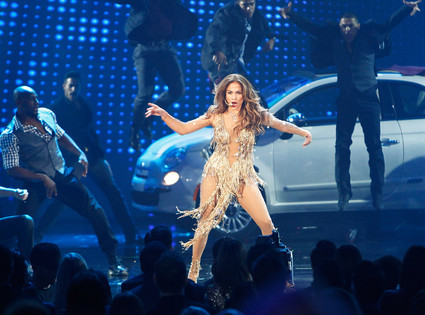 Jennifer Lopez, AMA's