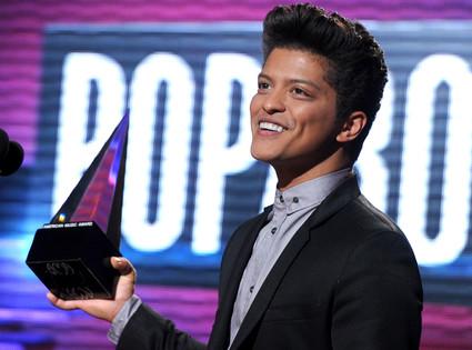 Bruno Mars, AMA's