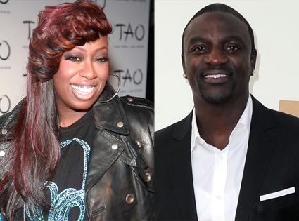 Missy Elliot, Akon