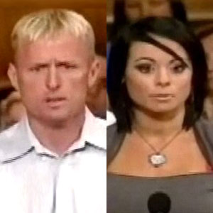 Michelle Parker, Dale Smith, People's Court