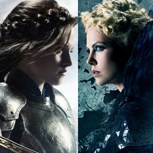 Snow White and the Huntsman, Kristen Stewart, Charlize Theron