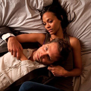 The Woods, Bradley Cooper, Zoe Saldana