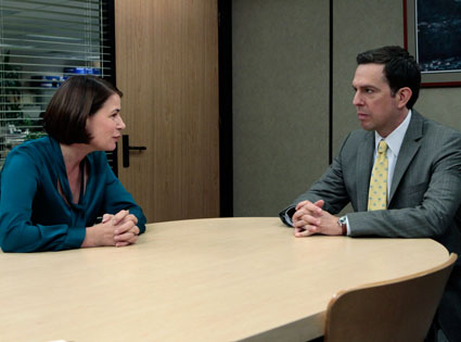 THE OFFICE, Maura Tierney