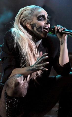 Lady Gaga, Grammy Nominations Concert