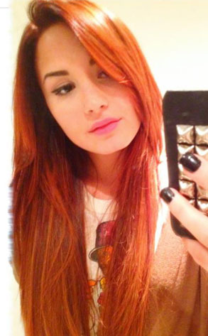 Demi Lovato S Stunning New Hair Is She Better Off Red