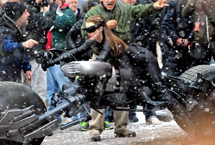 Stunt Catwoman