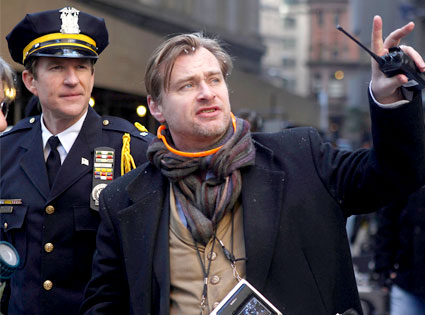 Matthew Modine, Chris Nolan
