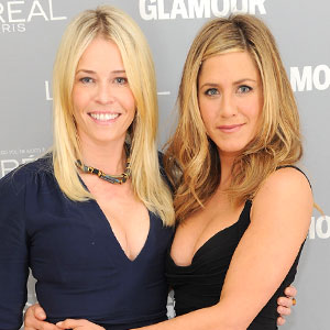 Chelsea Handler, Jennifer Aniston